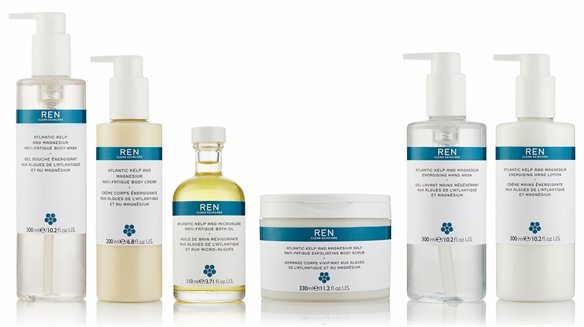 Ren Combats Fatigue in New Range
