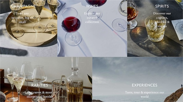 Clos19: Experiential Luxury E-Tail for Alcohol Brands
