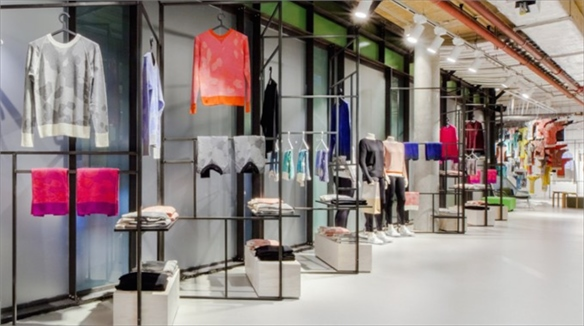 Adidas Interprets On-Demand Retail