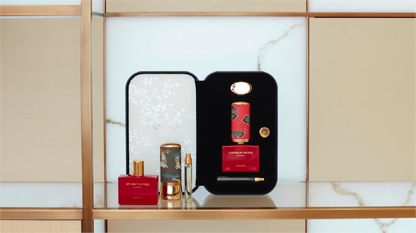 Luxury Fragrance Line Sells Japanese Olfactory Experience