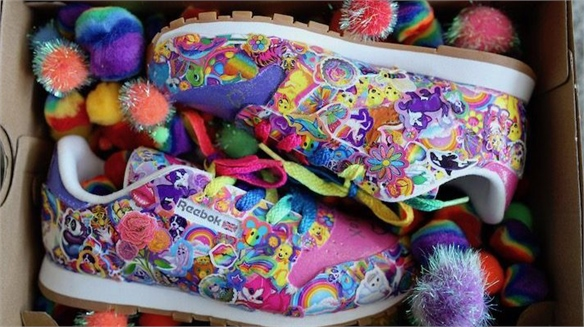 Reebok x Lisa Frank: 90s Nostalgia & Exclusivity