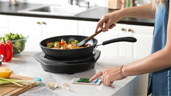 BuzzFeed's Bluetooth Cooktop