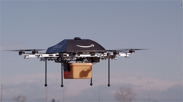 Walmart & Amazon Explore Faster Delivery via Drone Blimps
