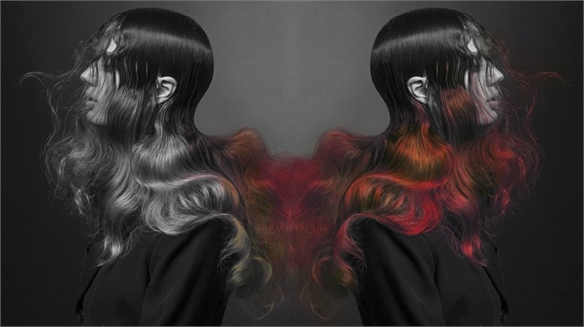 Fire: Colour-Changing Hair Dye