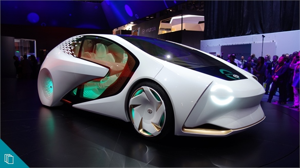 CES 2017: Automotive