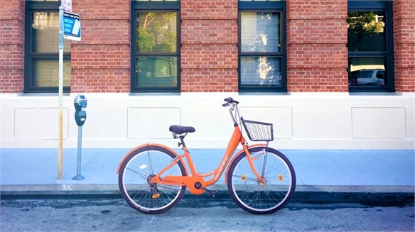 Spin: Dock-Free Bicycle Sharing
