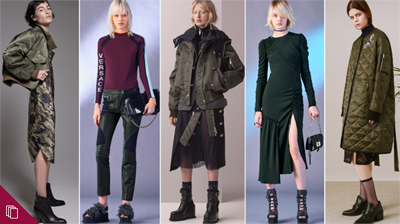 Pre-Fall 17 Lookbook: New Model Army