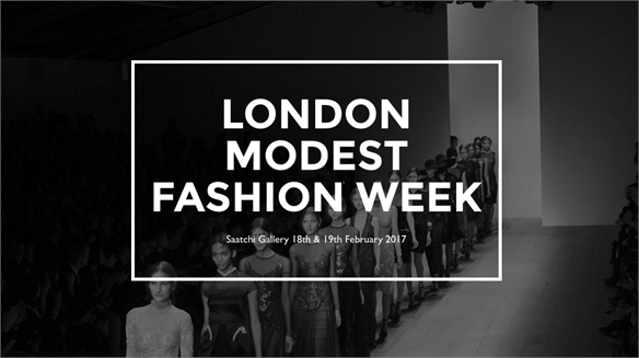 A Modest Addition to the London Fashion Week Schedule