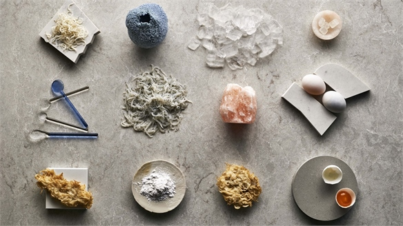 Food & Quartz: Caesarstone Launches Cookbook