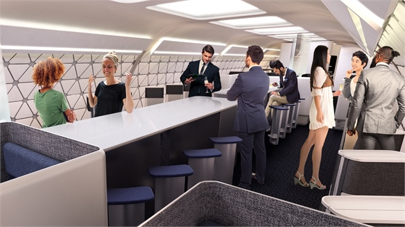 Airbus Develops 'Swappable Modules' Jet Concept