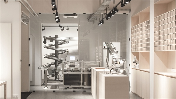 Rapid Custom Retail: Yun Eyewear Flagship, Berlin