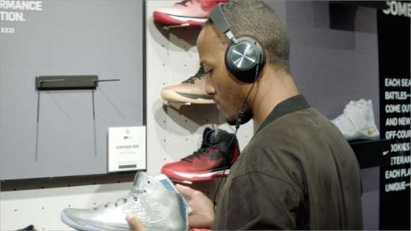 Aficionado-Focused Audio Tours Augment Sneaker Retail