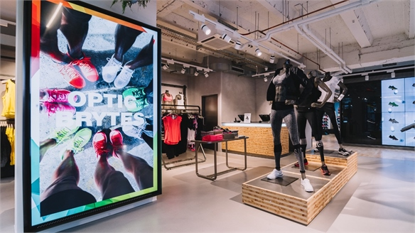 Asics' 'Complementary Commerce' Concept Store, Berlin