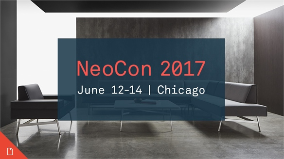 NeoCon 2017: Office Trends