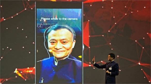 Chinese Retail Embraces Facial-Recognition Tech