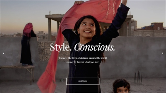 Olivela: Philanthropic Luxury E-Comm
