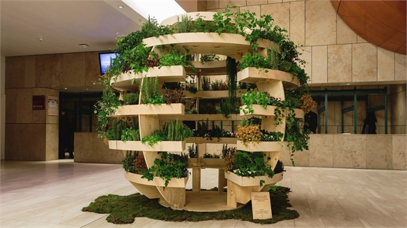 The Growroom: Ikea's Urban Garden