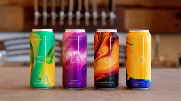 Visualising Flavour: Commonwealth Brewing Co.