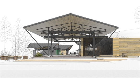 Starbucks' New Coffee Plantation Visitor Centre