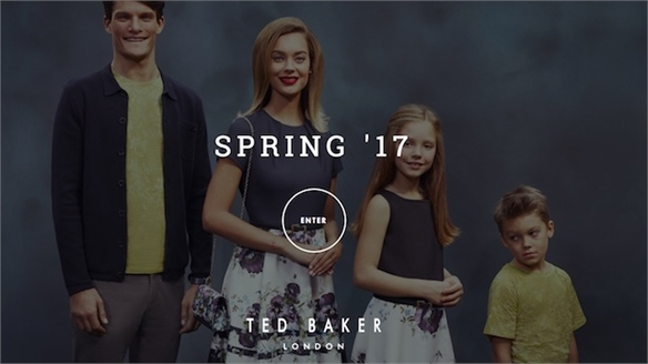 Ted Baker: 360° Interactive Campaign