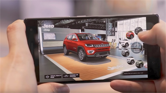 AR Innovation: Media and Marketing