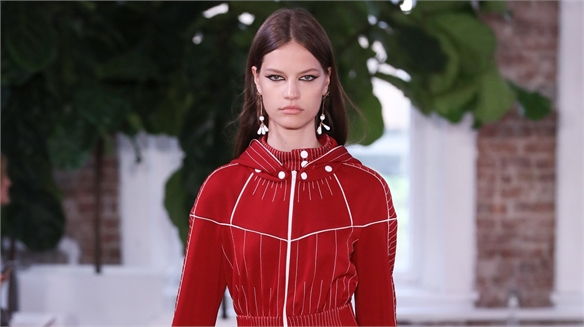 Resort 2018 Influencer Show: Valentino