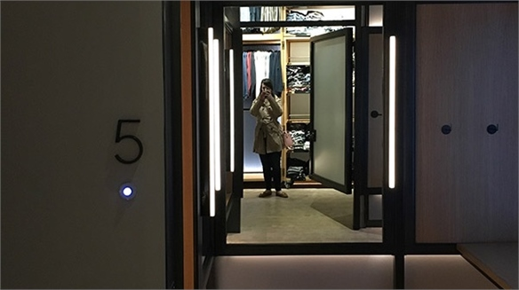 Retail Design: Innovative Fitting Rooms