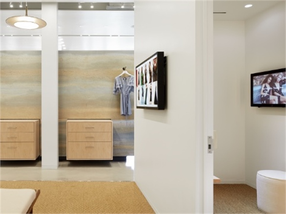 Charming Retail Design: Innovative Fitting Rooms | Stylus | Innovation ... Part 18