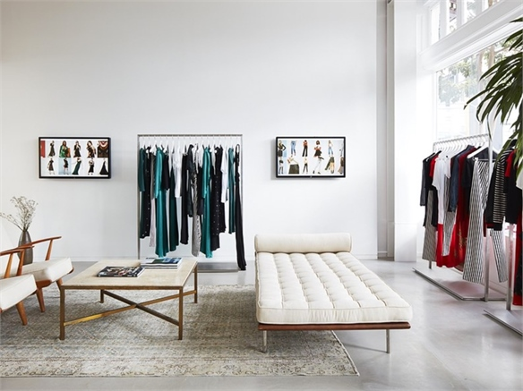 Beautiful Retail Design: Innovative Fitting Rooms | Stylus | Innovation ... Part 29
