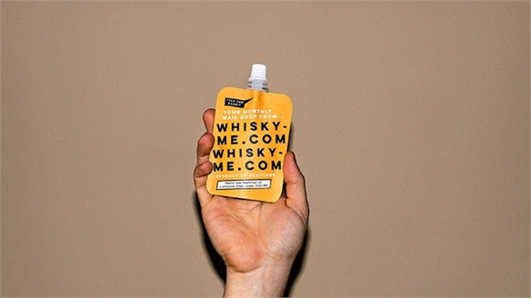 Letterbox-Friendly Whisky Pouches