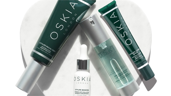 Anti-Pollution Skincare for City Living