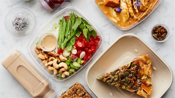 Subscription Meal Kits for New Mums