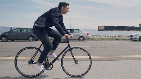 Levi's x Google: Connected Commuter Clothing