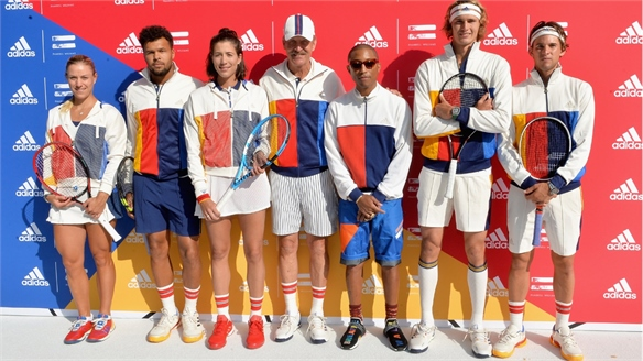 Adidas & Pharrell Williams: Tennis Community Work