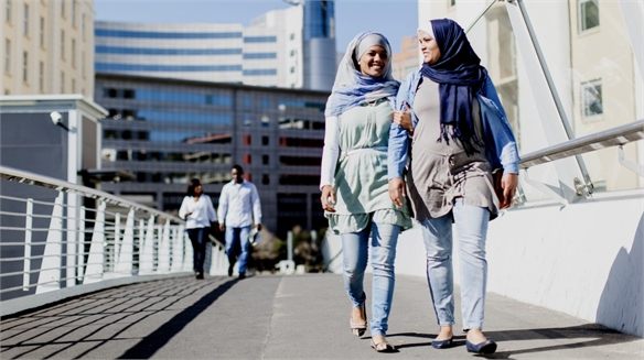 Young Muslim Women in SE Asia: More Islamic, More Global