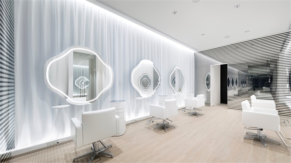 Shiseido's Tiered Beauty Playground Spoils Loyal Consumers