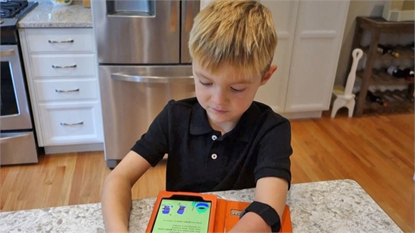 App Helps Children Manage Emotions