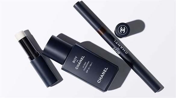 Chanel to Launch Make-Up Collection for Men