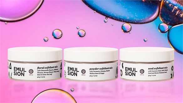 Emulsion Launches Apothecary-Style DIY Beauty Products