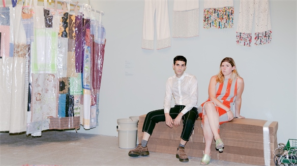 Eckhaus Latta Exhibition: The Future of Fashion Retail?