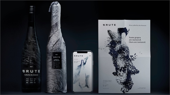 AI-Generated Bespoke Packaging Communicates Rarity