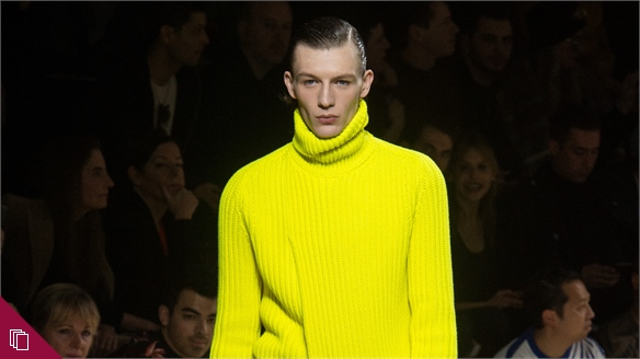 A/W 18/19 Men's Fashion: Colour