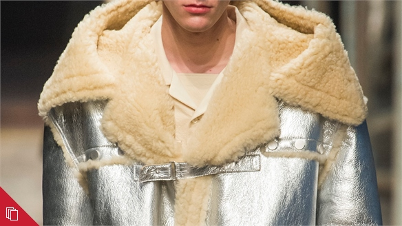 A/W 18/19 Men's Fashion: Details