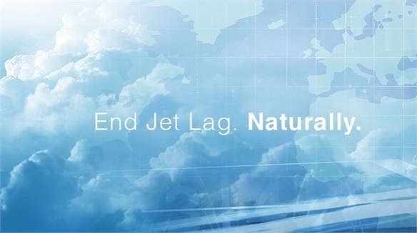 App for Alleviating Jet Lag