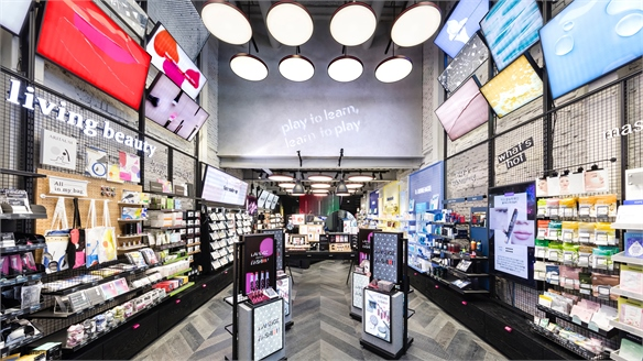Asia's Digitally Enhanced Beauty Boutiques