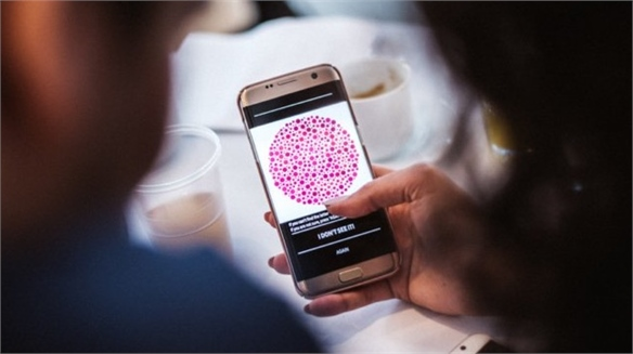 Samsung App Aids TV Viewing for Colour Blind
