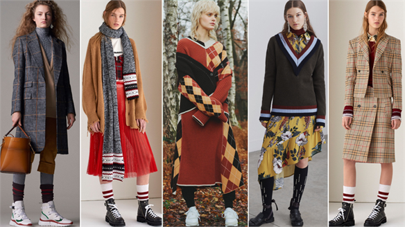 Pre-Fall 18: English Eccentric