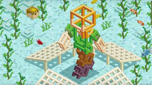 Minecraft Harnesses Player Creativity to Save Corals