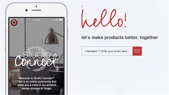 Target's Secret App: Digital Feedback Tool Informs R&D Teams