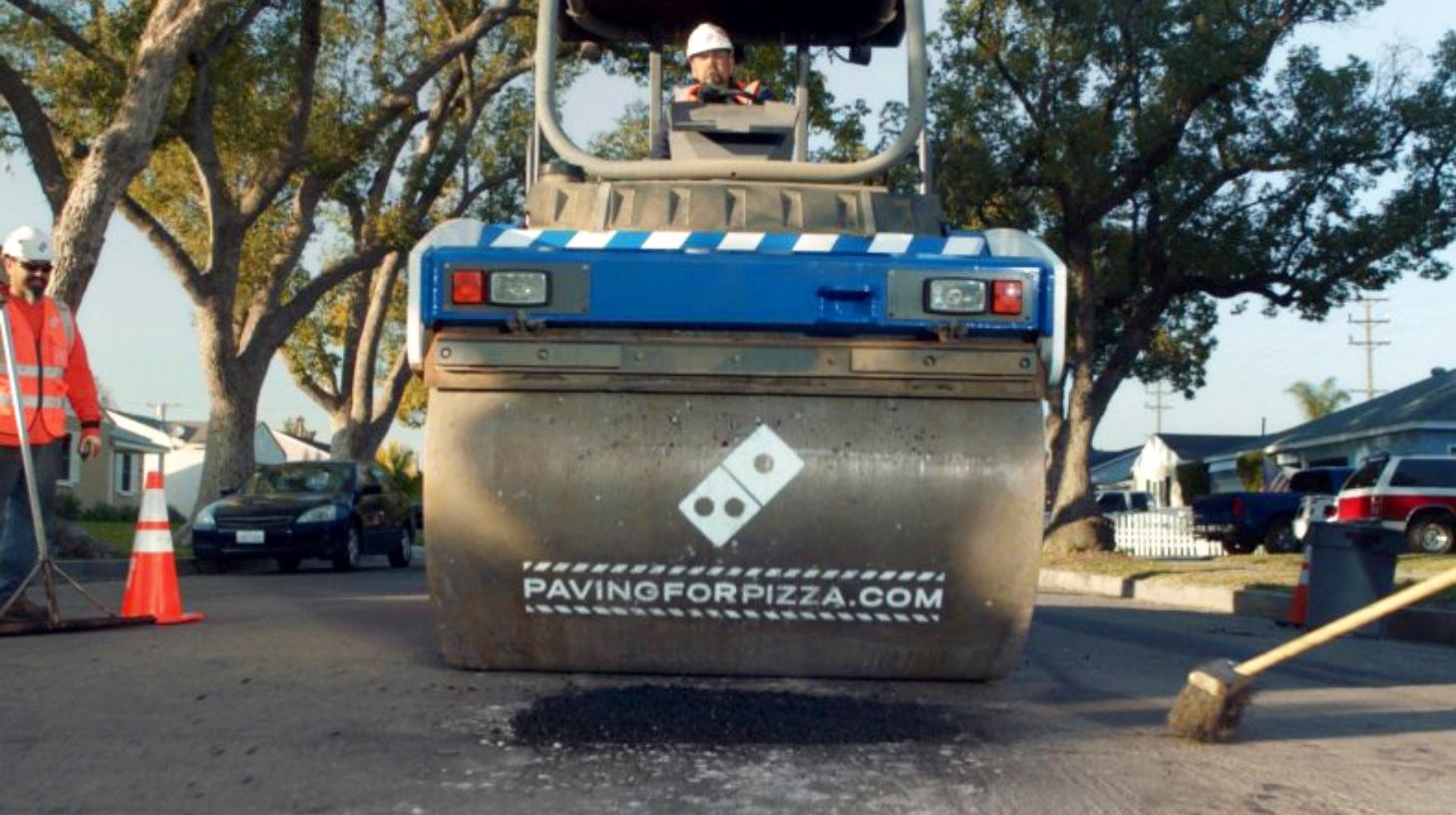 Domino's Fixes Potholes in Pizza Protection Scheme